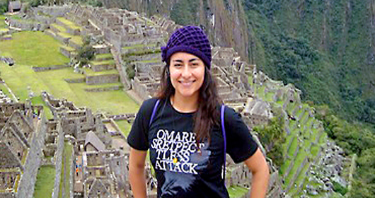 Maria Rojas finds passion in studying abroad;  Czech Republic up next as 3rd dream destination