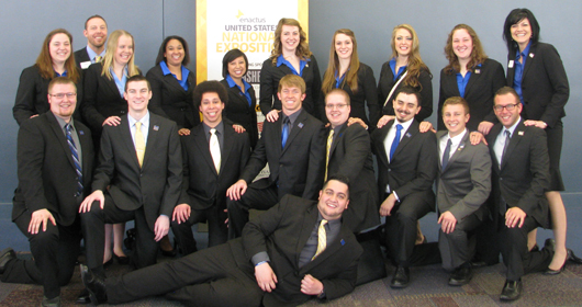 Enactus receives National recognition