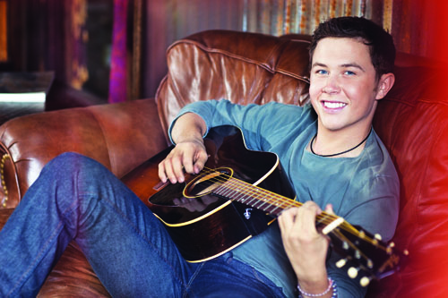 Country musician Scotty McCreery will be performing at the Health and Sports Center Thursday, April 10. The concert is organized by the Loper Programming & Activities Council (LPAC). Courtesy Photo
