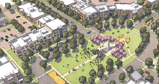 Plans progress for new University Village south of UNK