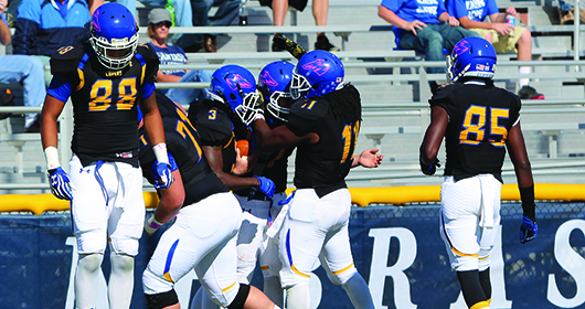 Victory for the Lopers