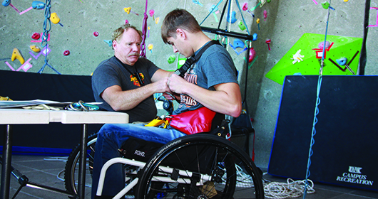 Tackling the mountain of disabilities