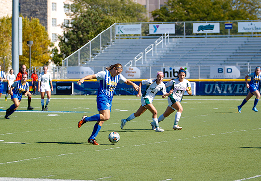 Lopers edge out first MIAA victory